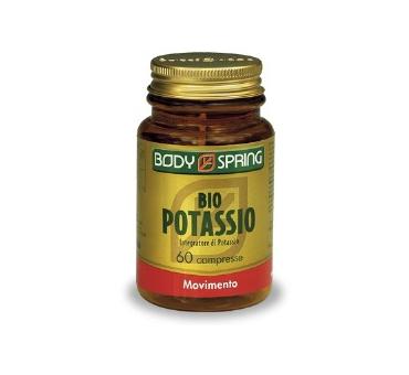 Body spring potassio 60cpr