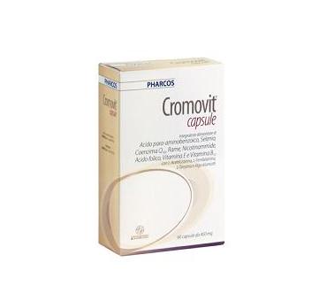 Cromovit pharcos 60 capsule