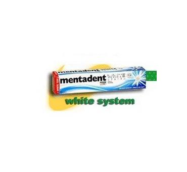 Mentadent dentifwhitesystem7