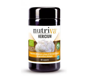Nutriva hericium 60 capsule veg