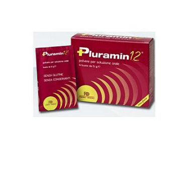 Pluramin12 14 bustine