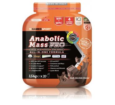 Anabolic mass pro 1600g