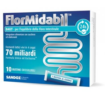 Flormidabil daily 10 bustine