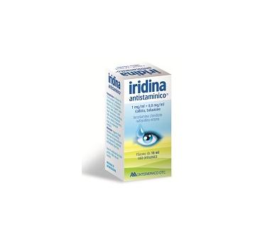 Iridina antistamincoll10+8mg