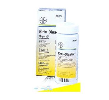 Ketodiastix glico/cheto50str