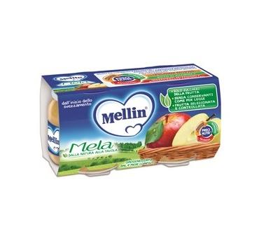 Mellin omog mela 2x100g