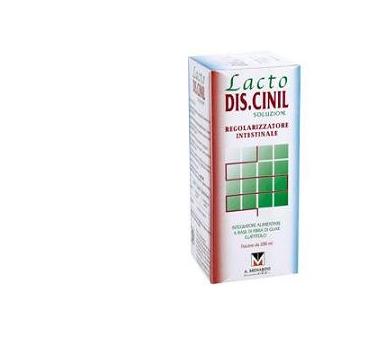 Lactodiscinil soluzione200ml