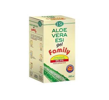 Aloe vera esi gelfamily500ml
