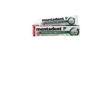 Mentadent dentifricio p 75ml
