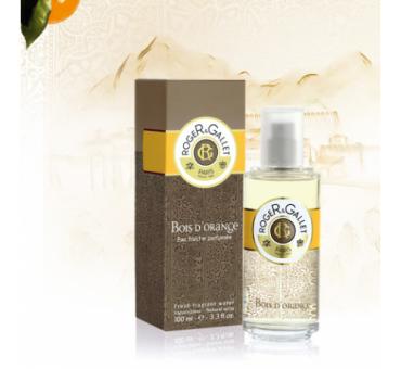 Bois d'orange eau parfumee