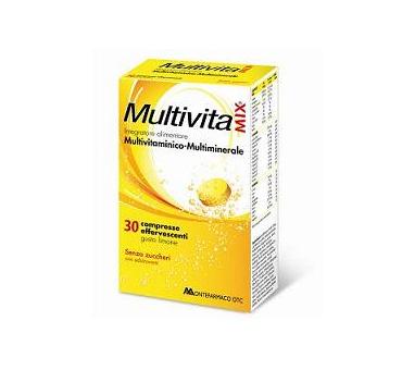 Multivitamix eff s/zs/g 30 compresse