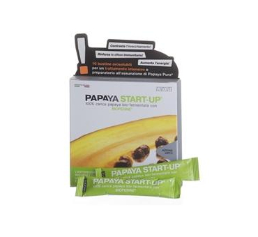 Papaya start up 10 bustine 5g