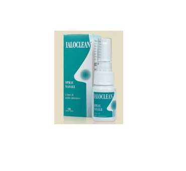 Ialoclean spray nasale 30ml
