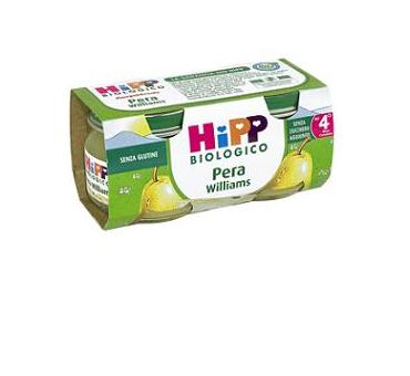 Hipp bio omog pera w100%2x80