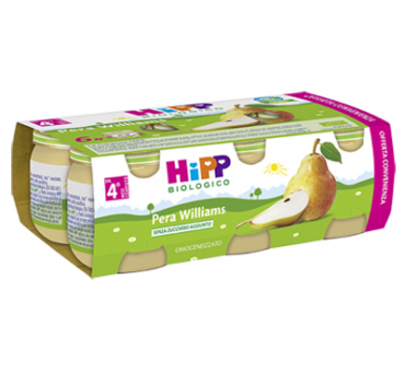 Hipp bio omog pera w100%6x80
