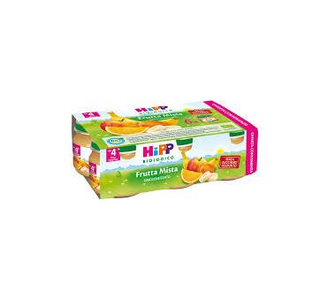 Hipp bio omog frut m100%6x80