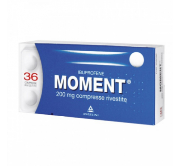 Moment 36 cpr 200mg