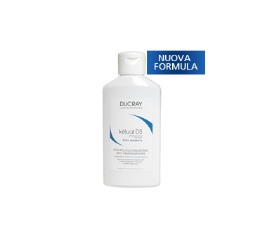 Kelual ds shampoo100mlducray