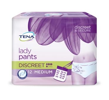 Tena lady pantsdiscreetm12pz
