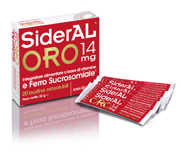 Sideral oro 14mg 20 bustine