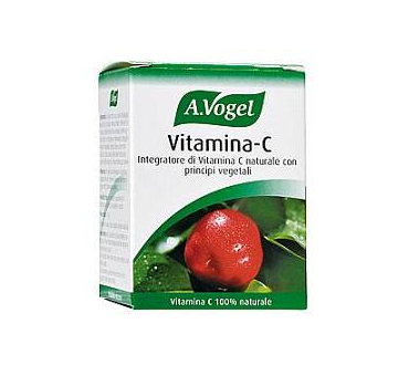 Bioforce vitamina c 40past