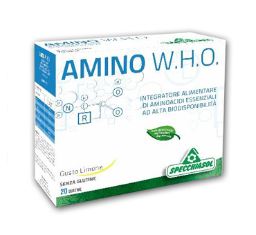 Amino who 20 bustine
