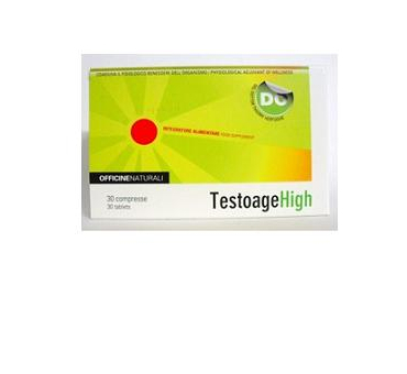 Testoage high 30 compresse 900mg