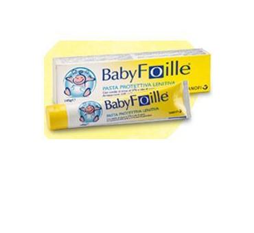 Baby foille pas protlenit65g