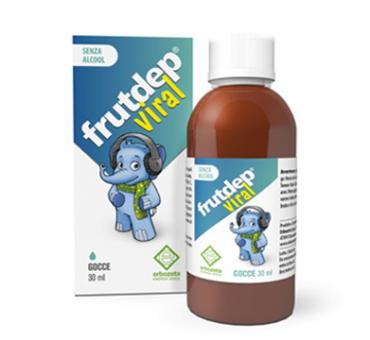 Frutdep viral gocce 30ml